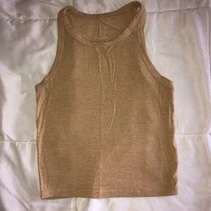 American Eagle Soft & Sexy Cropped Tank Top
